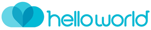 Image showing Hello World Logo. Hello World are are member of Nelson Business Network