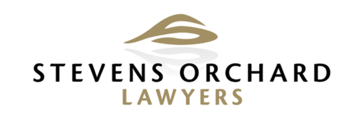 Stevens Orchard Lawyers Logo