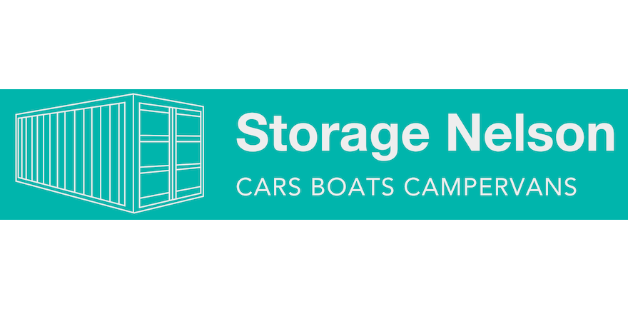 Storage Nelson Logo showing a container